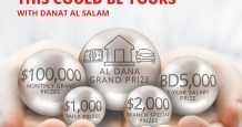 scheme prizes savings account grand