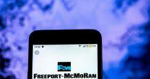 stock freeport mcmoran soars prices
