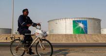 saudi oil drill isn