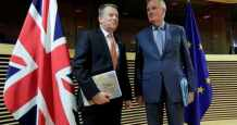 brexit crunch souring mood amid