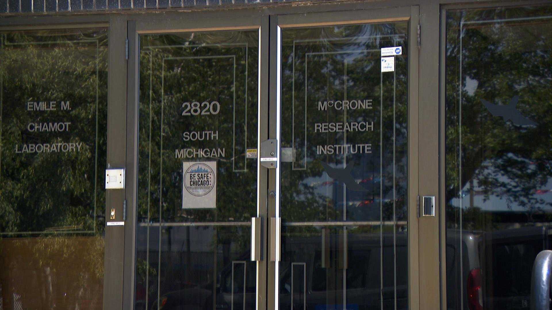 TheMcCrone Research Institute (WTTW News)