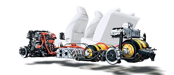 Toyota investiert in Entwicklungen an der Brennstoffzelle (©Toyota)