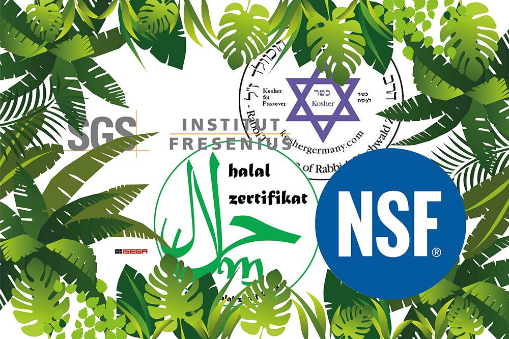 Lebensmittelindustrie: So finden Sie sich im Zertifikat-Dschungel ...