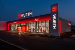 Den Einkauf genießen im Würth Kundenzentrum