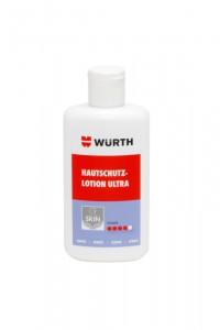 Mit Hautschutz-Cremen und Lotionen vorbeugend die Haut schützen.