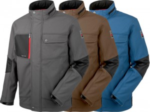 Würth Softshelljacke Nature Line Kollektion