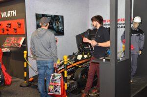 TUW Racing setzt auf Elektrowerkzeug von Würth