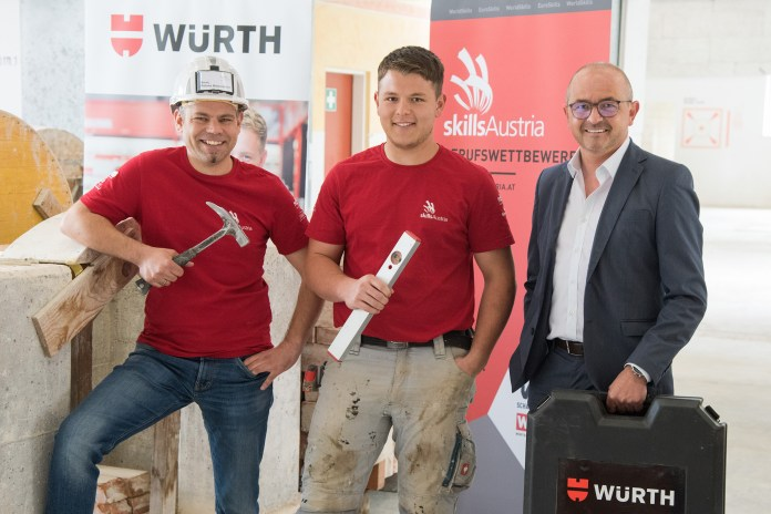 WorldSkills Kazan Würth
