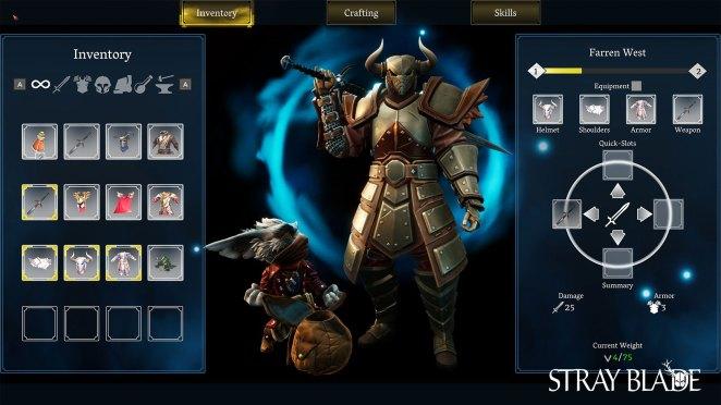 gamescom 2021: Stray Blade kommt 2022 auf Xbox Series X S