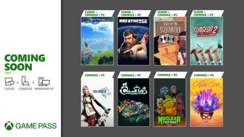 Neu im Xbox Game Pass: Final Fantasy XIII, The Artful Escape und mehr HERO