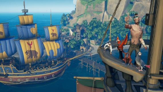 Pets, Emotes and New Ship Customisation