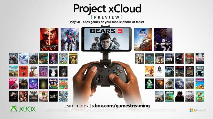 Expanding Project xCloud