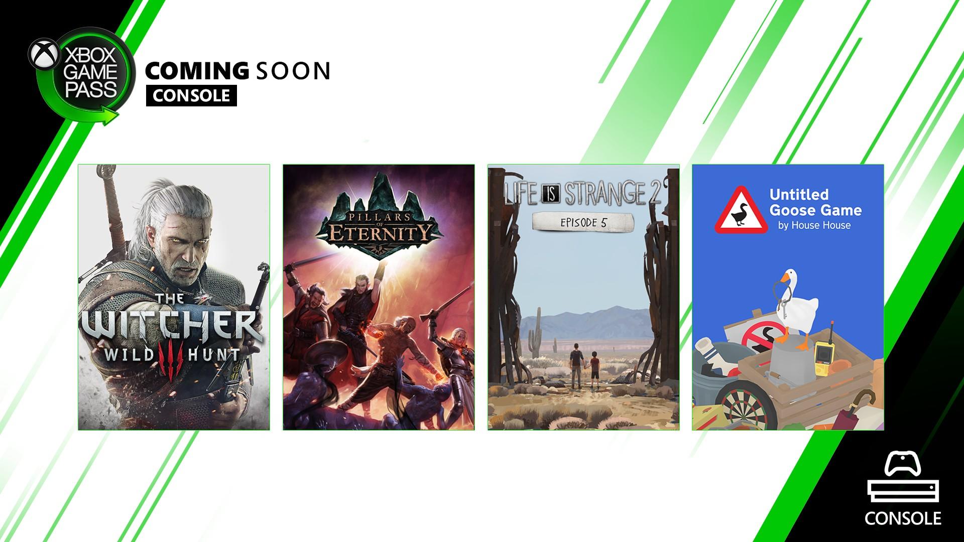 Xbox Game Pass - December 2019