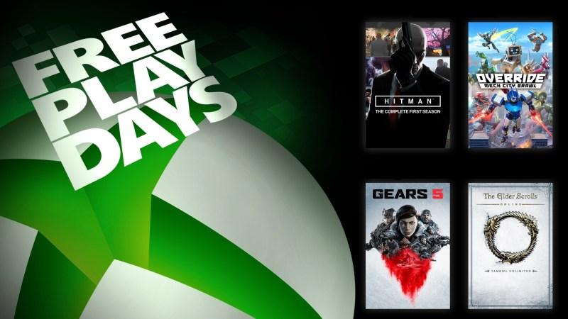 Free Play Days - April 2020