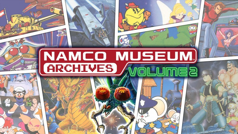 Namco Museum Archives Vol. 2 – June 18