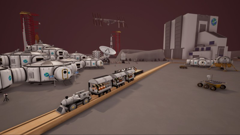 Tracks – The Train Set Game: Sci-Fi Pack DLC