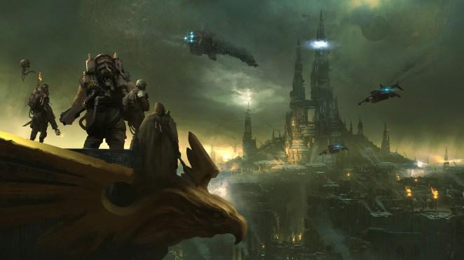 Darktide Hero image