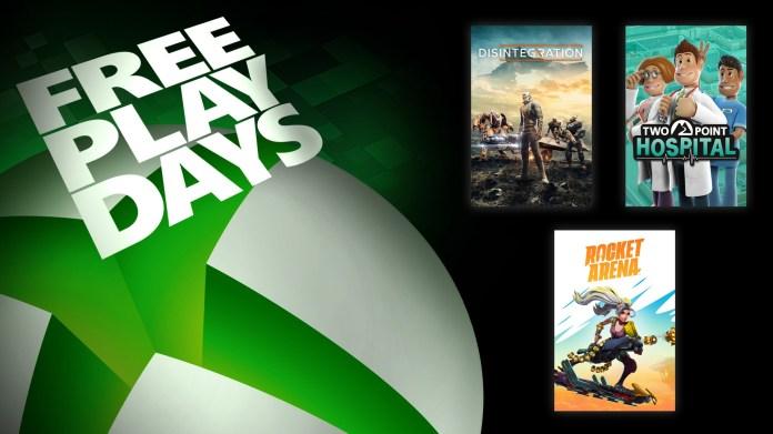 Free Play Days - July 30
