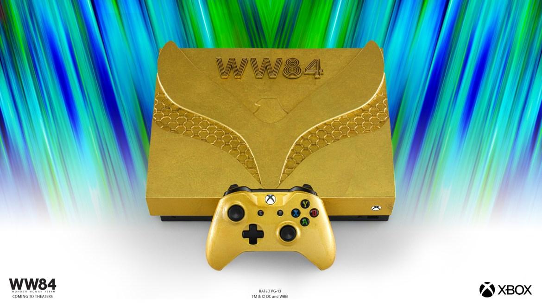 Xbox Unveils Three New Wonder Woman 1984 Edition Consoles