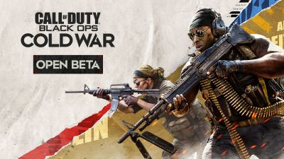 Call of Duty: Black Ops Cold War Open Beta: Upload Today on Xbox One