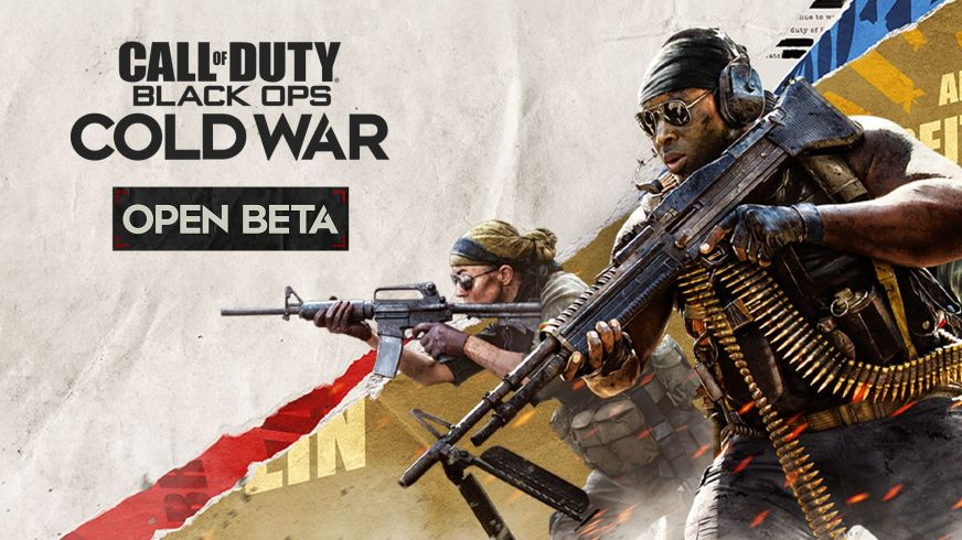 Call of Duty: Black Ops Cold War Open Beta: Pre-load Today ...