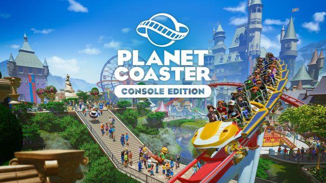 Planet Coaster: консольное издание