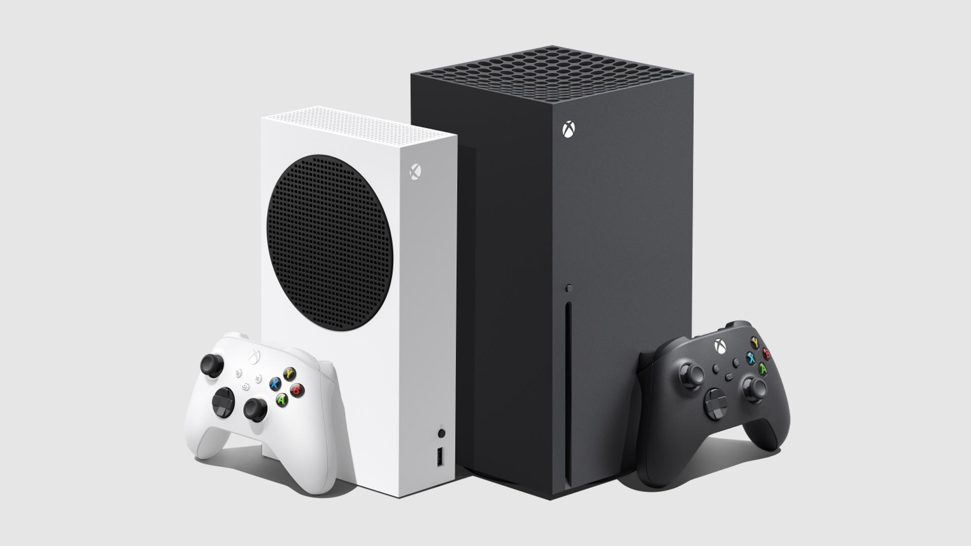 Изображение героя Xbox Series X / S