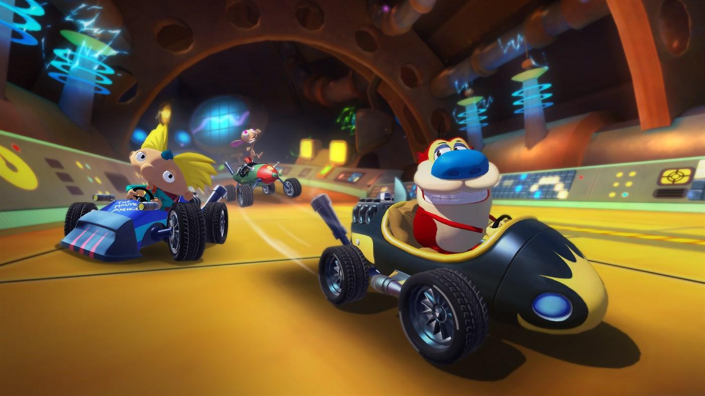 Nickelodeon Kart Racers 2: Grand Prix – October 6