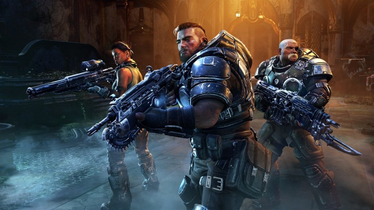 Gears Tactics (Console) – November 10 – Xbox Game Pass / Optimized for Xbox Series X S