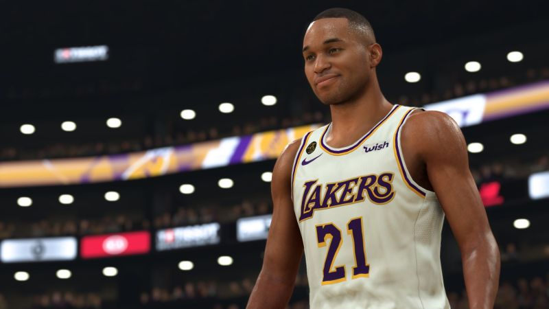 NBA 2K21 - MyCAREER Junior Lakers