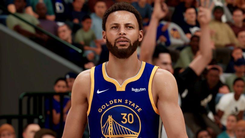 NBA 2K21 Next-Gen - Stephen Curry Suit Up