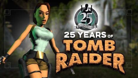 25 Years of Tomb Raider