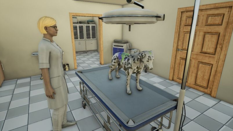 Animal Doctor – March 25
