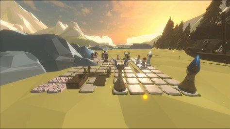 Chess Knights: Viking Lands – March 18