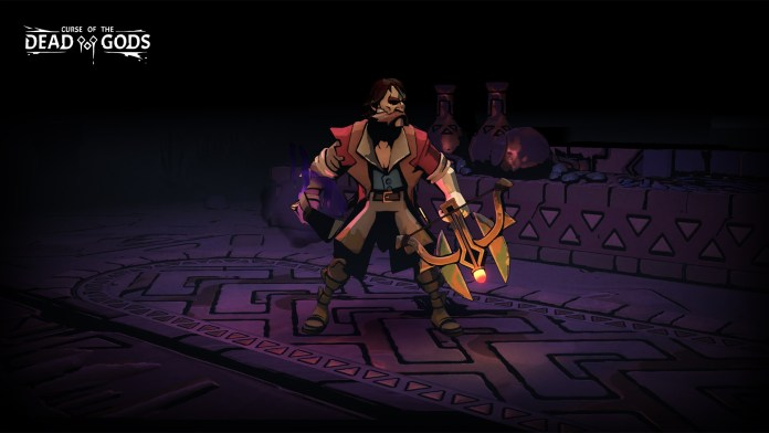 Curse of the Dead Gods Free Update Curse of the Dead Cells is Available Now