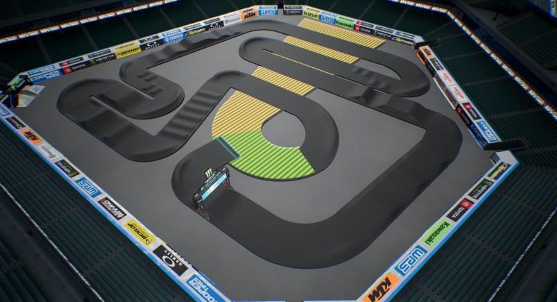 Monster Energy Supercross Track Editor Contest