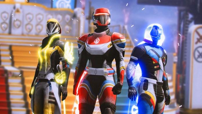 Destiny 2 Guardian Games