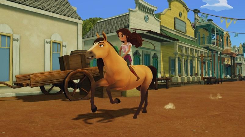 DreamWorks Spirit Lucky's Big Adventure – June 1
