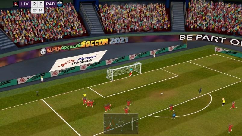 Super Arcade Soccer – May 28