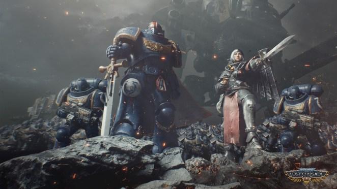 Warhammer: Lost Crusade