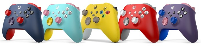 Xbox Design Lab Controllers