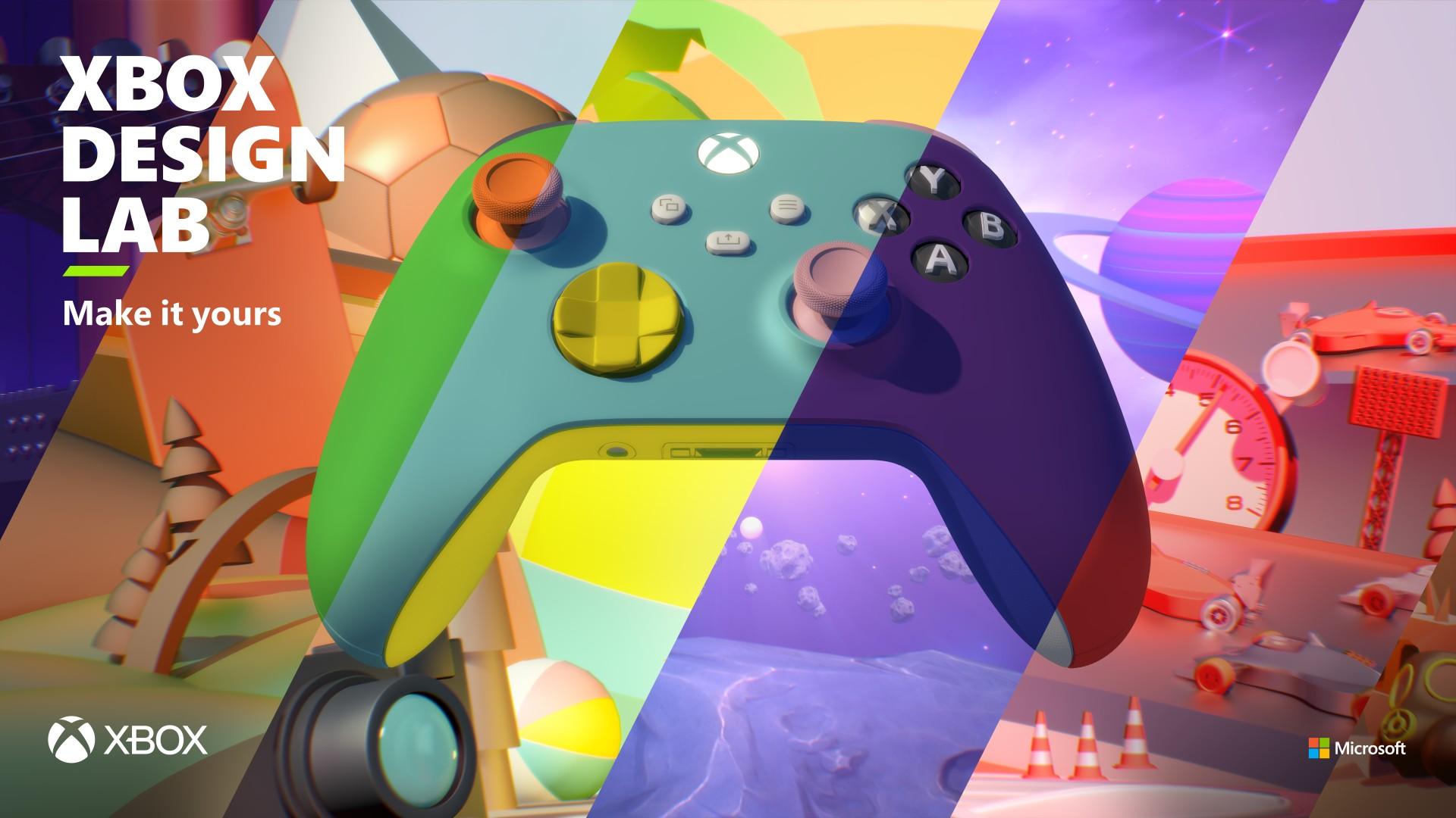 Xbox Design Lab Hero