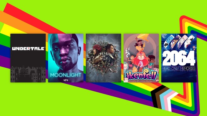 Discover Games, Movies, and TV Curated by LGBTQIA+ Communities at Microsoft