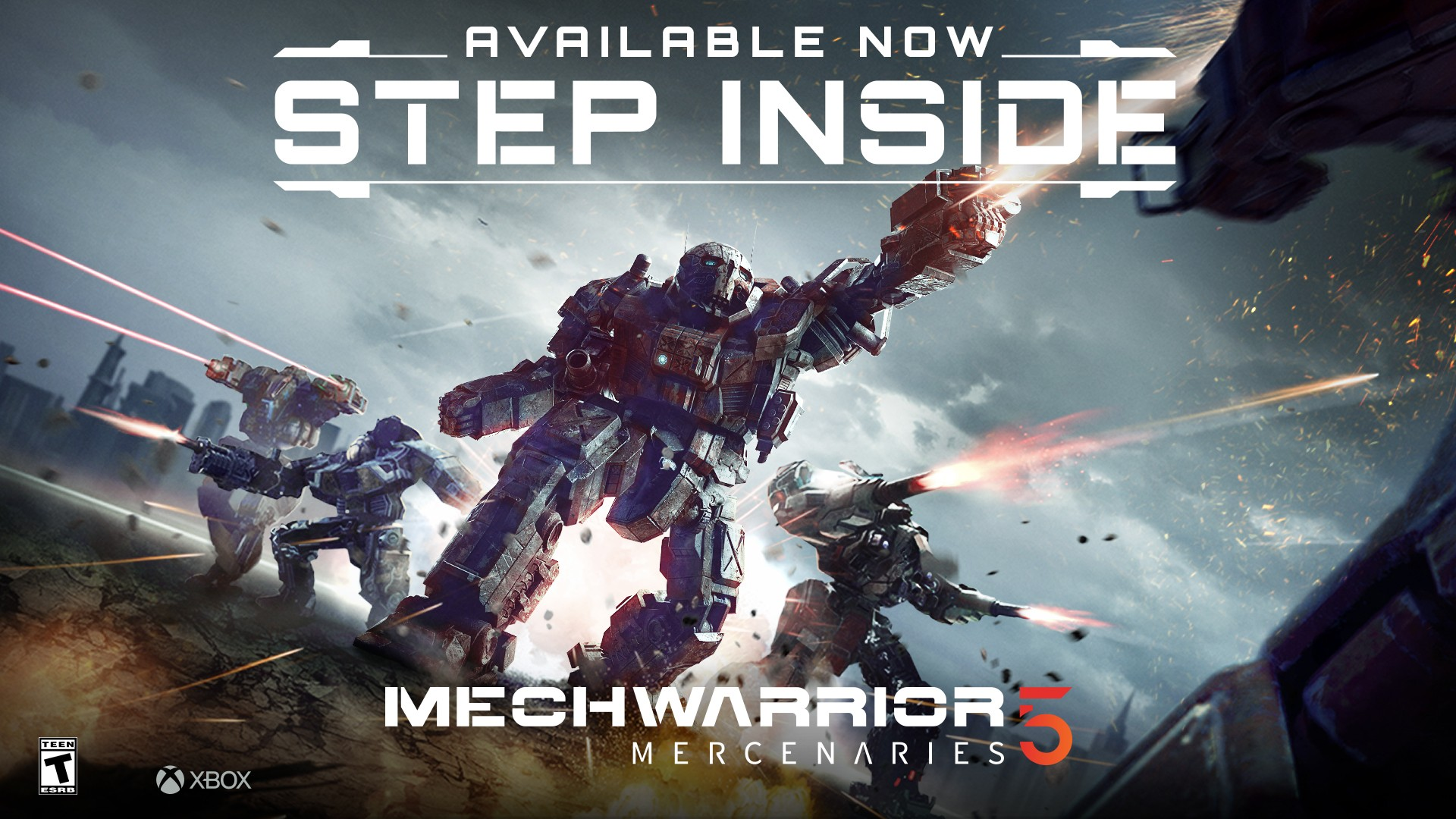 MechWarrior 5: Mercenaries - Heroes of the Inner Sphere