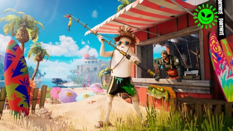 Fortnite Cosmic Summer: Pack for the Beach with New Rewards and More