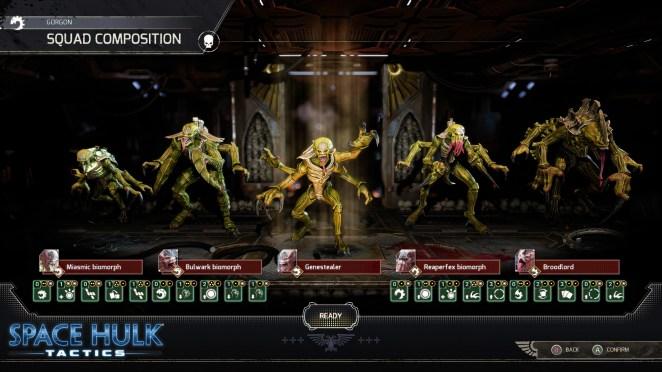 Space Hulk: Tactics - New Genestealer Skins