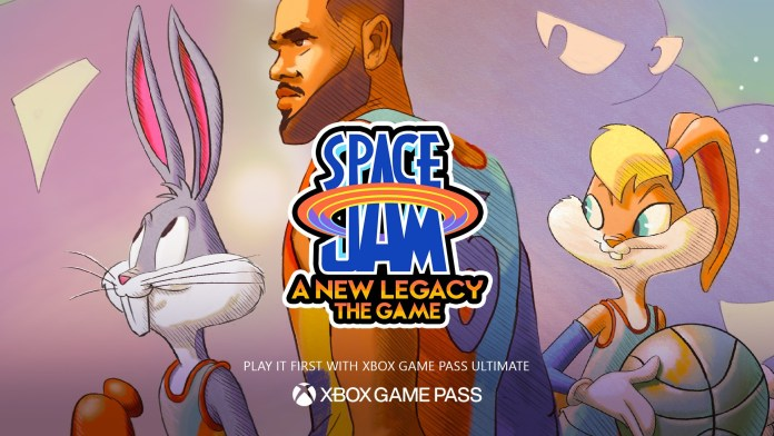 It's Tunes Vs. Goons in Space Jam: A New Legacy – The Game