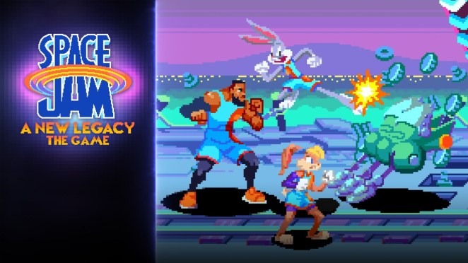 Introducing Space Jam: A New Legacy - The Game and Three Exclusive Xbox Wireless Controllers