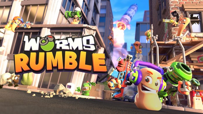 Worms Rumble (Cloud, Console, and PC) ID@Xbox – Available Today