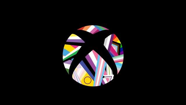 Xbox Pride 2021 Hero Image